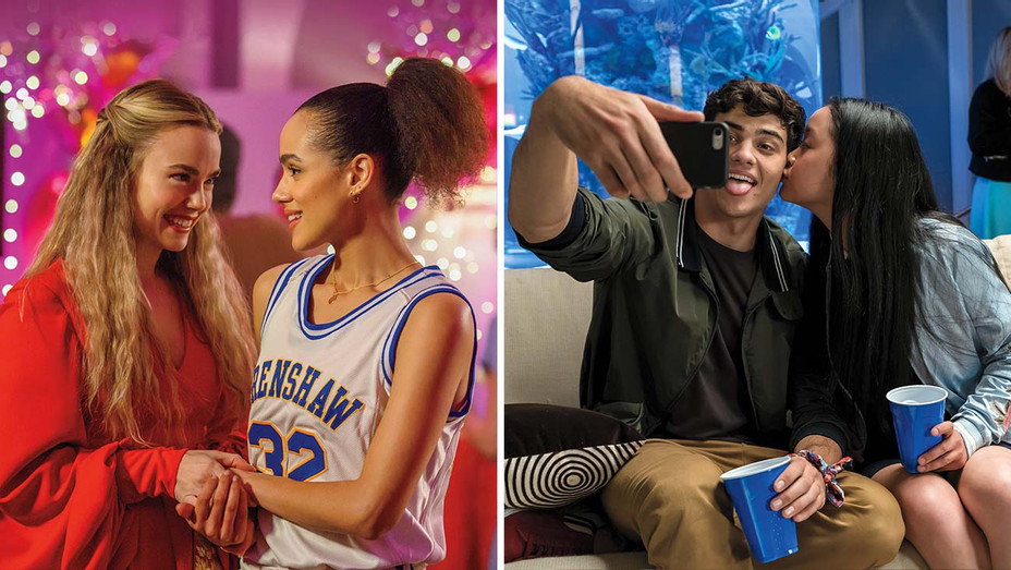 Four Weddings and a Funeral-To All the Boys I've Loved Before-Publicity Stills-Split-H 2019