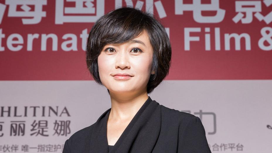 Shanghai International Film Festival president Fu Wenxia - H 2019