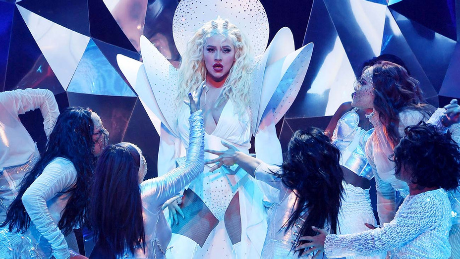 Christina Aguilera performs at the grand opening of her new Las Vegas show - June 1- Getty-H 2019, 2019