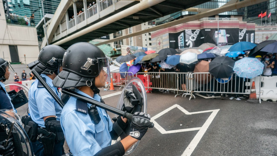 Hong Kong Protests 2019 1 - Getty - H 2019