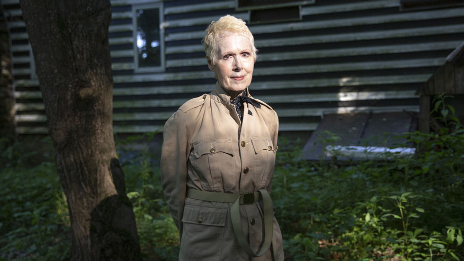 ONE TIME USE ONLY - E. Jean Carroll at her home in Warwick, NY - Getty-H 2019