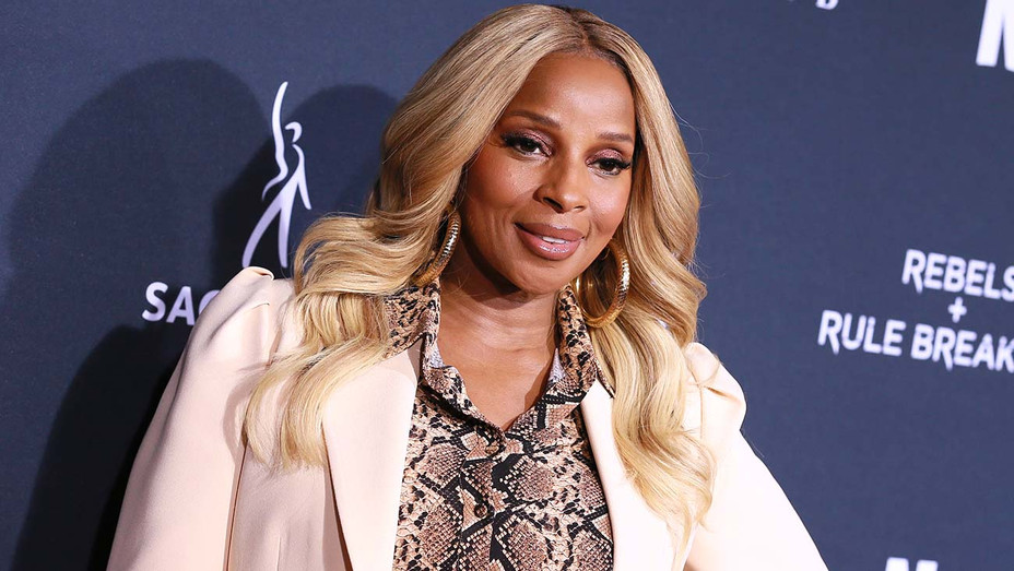 Mary J. Blige attends FYC Netflix Event Rebels And Rule Breakers - Getty-H 2019