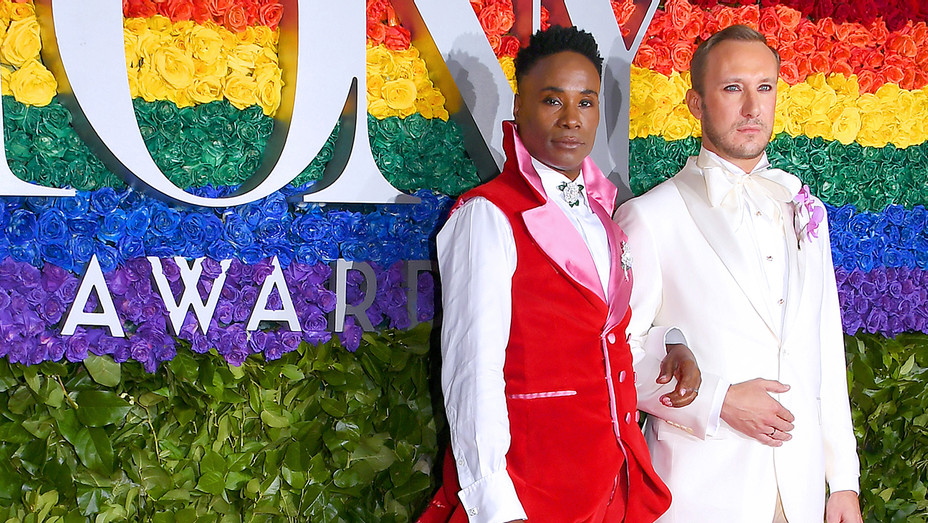 Billy Porter Adam Smith Tony Awards Main - Getty - H 2019