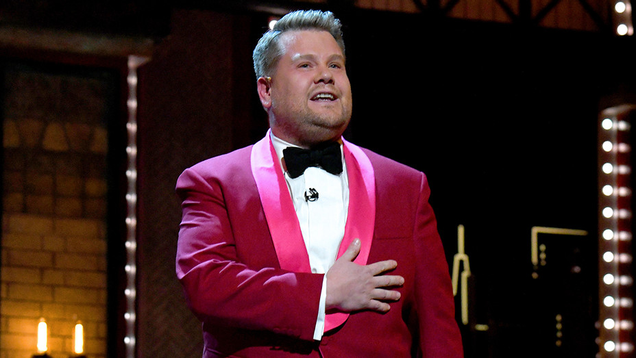 James Corden Tony Awards 3 - Getty - H 2019