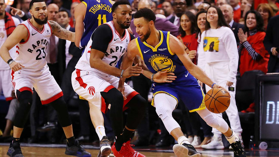 Game Five of the 2019 NBA Finals  - Stephen Curry - Getty-H 2019