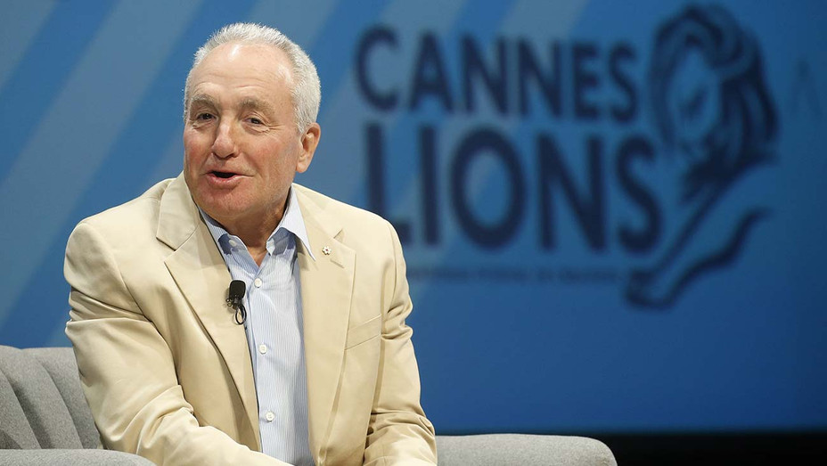 Lorne Michaels speaks on stage during the NBC session at the Cannes Lions 2019 - Getty-H 2019