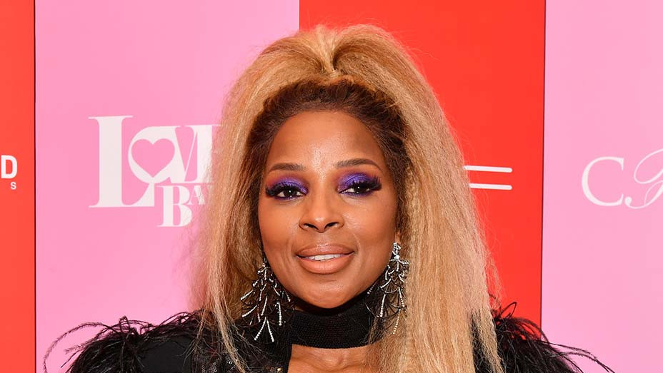 Mary J. Blige attends Love Ball III at Gotham Hall on June 25, 2019 - EMBED 2019