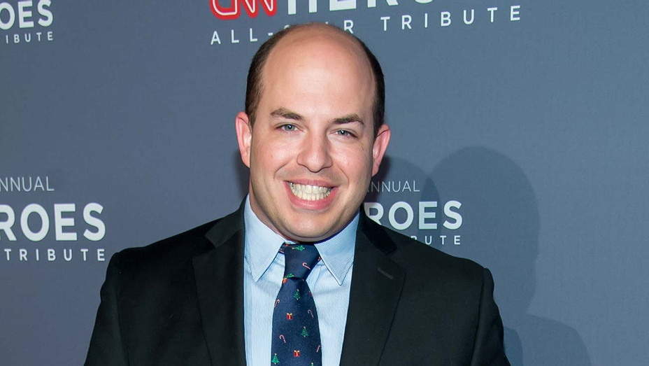 Brian Stelter attends the 10th Anniversary CNN Heroes - Getty-H 2019
