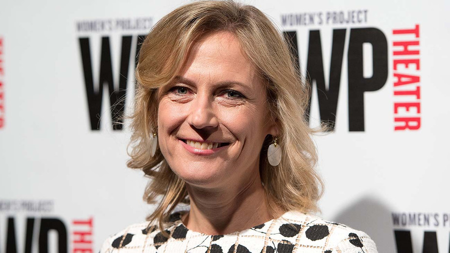 Ann Sarnoff attends the 32nd Annual WP Theater's Women of Achievement Awards Gala - Getty-H 2019