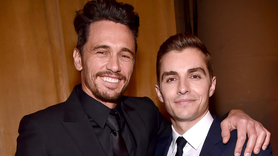 James Franco and Dave Franco - National Board of Review Annual Awards Gala - Getty-H 2019