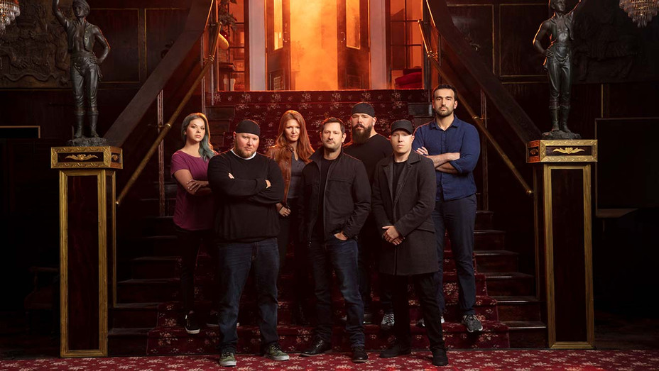 Ghost Hunters team-Publicity-H 2019