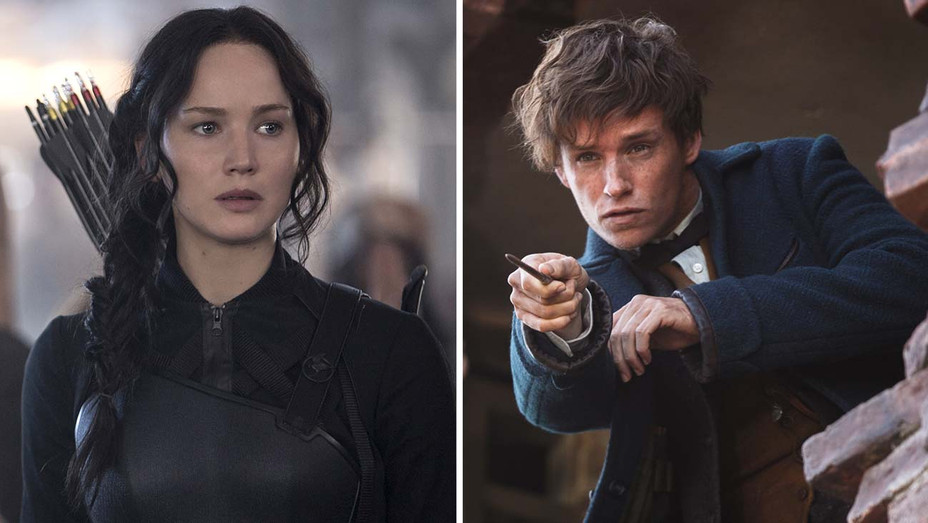 Hunger Games-Fantastic Beasts-Photofest stills-Split-H 2019