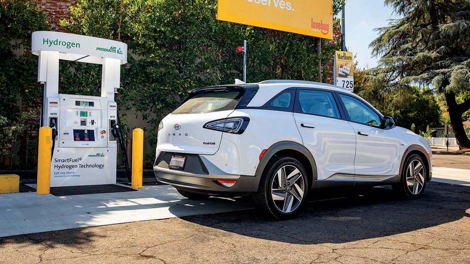 Hydrogen Cars - Publicity - H 2019