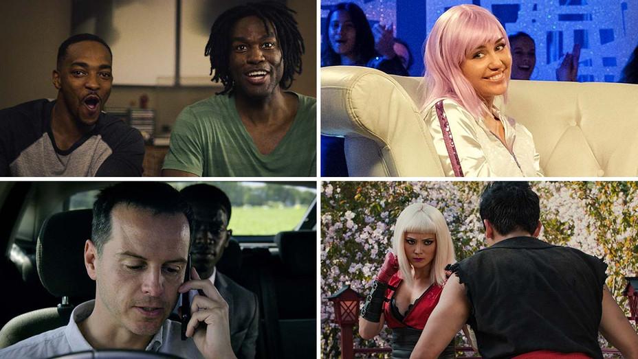 Black Mirror - 4 Split-Netflix Publicity-H 2019