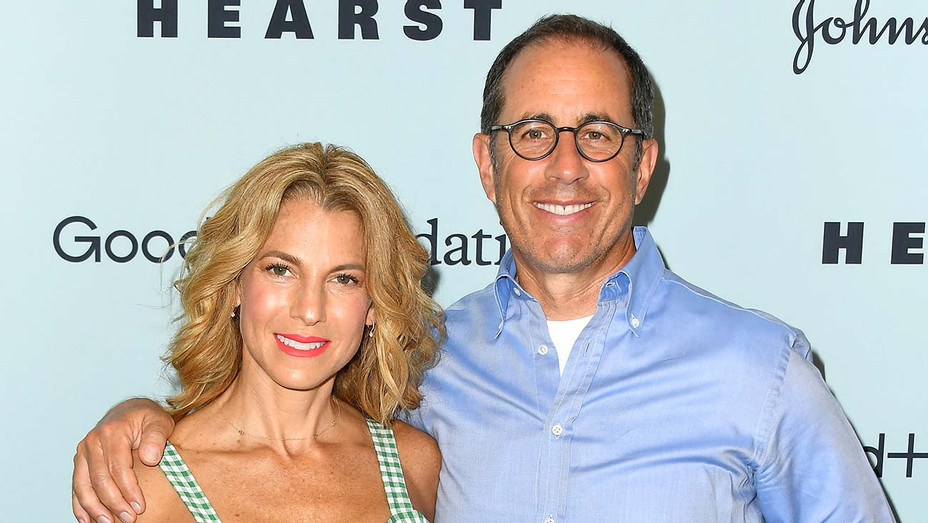 Jessica Seinfeld and Jerry Seinfeld - Publicity - H 2019