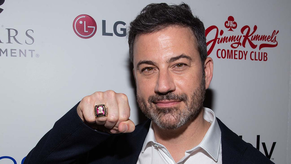 Jimmy Kimmel's Comedy Club Grand Opening - H - 2019