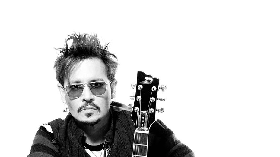 Johnny Depp-Publicity-P 2019