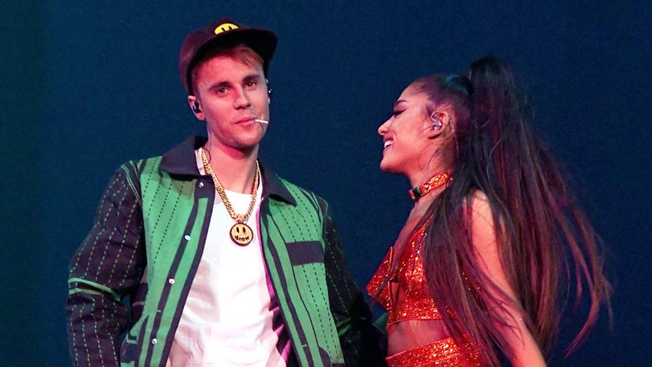 Justin Bieber-Ariana Grande- 2019 Coachella-Getty-H 2019
