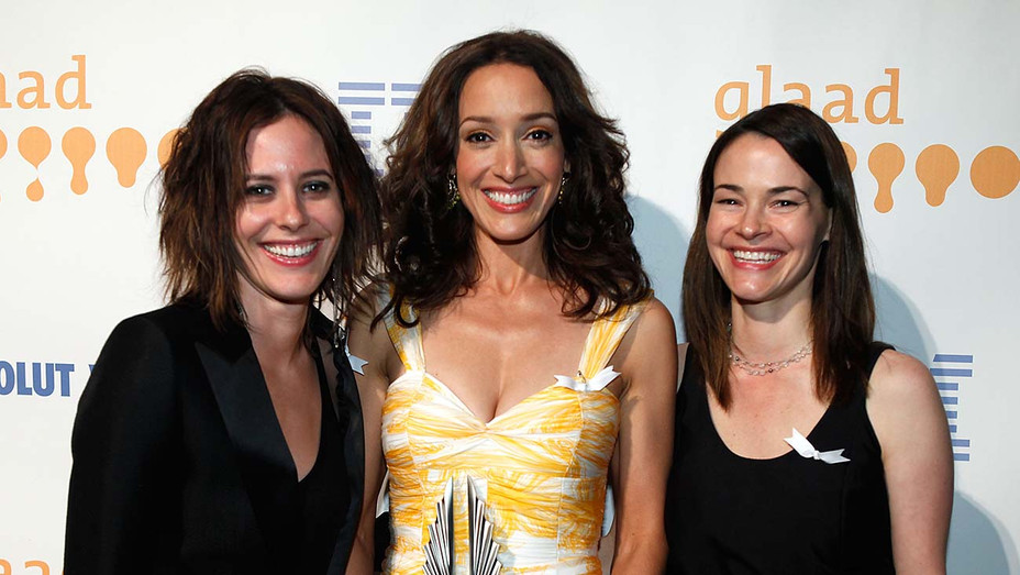 Katherine Moennig, Jennifer Beals and Leisha Hailey - Getty - H 2019