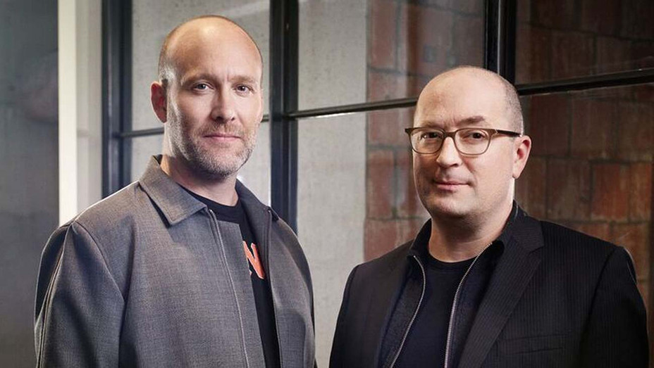 Christopher Markus and Stephen McFeely - Publicity-H 2019