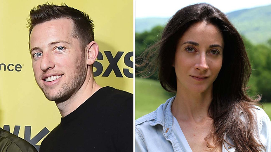 Matt Kaplan-Lauren Oliver-Getty-Publicity-Split-H 2019