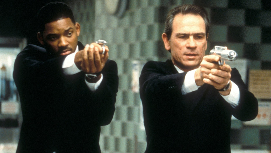 Men in Black - H - 1997