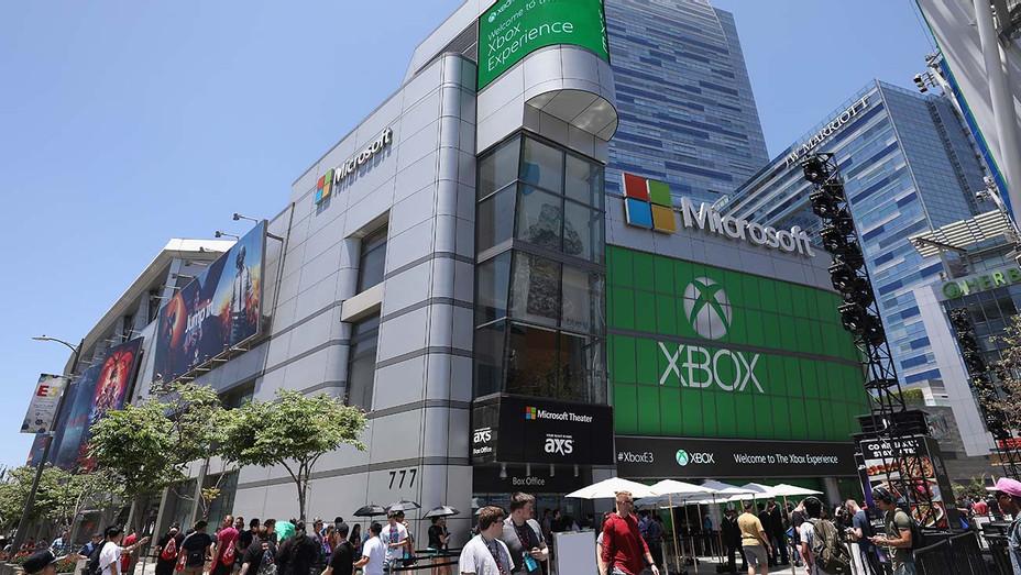 Microsoft E3 — Getty — H 2019