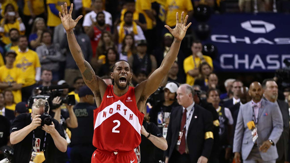 Toronto Raptors NBA Finals — Getty — H 2019