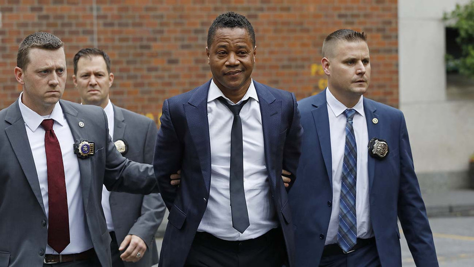 ONE TIME USE_Cuba Gooding Jr_Police - AP - H 2019