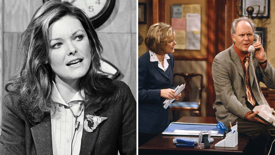 ONE TIME USE ONLY -Jane Curtin- Split - NBCU Photo Bank -Getty-H 2019