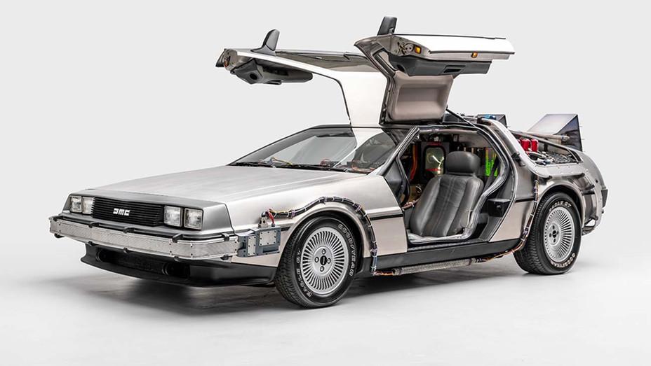 """Petersen Car-DeLorean-""""Time Machine""""-Publicity-H 2019"""