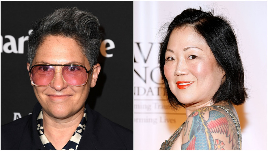 Jill Soloway Margaret Cho SPLIT - Getty - H 2019