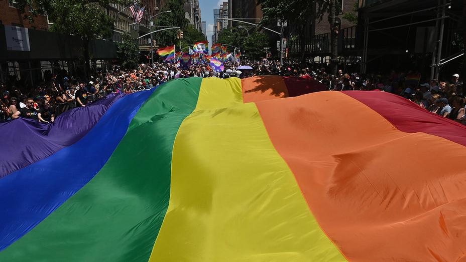 NYC pride parade - H Getty 2019