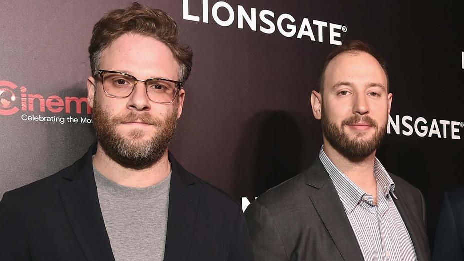Seth Rogen, Evan Goldberg_Power List - Getty - H 2019