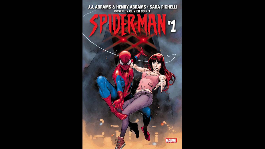 Spider-Man cover-Publicity-H 2019
