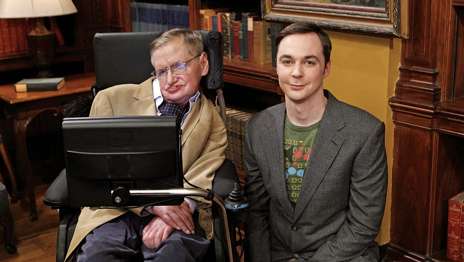 THE BIG BANG THEORY_BTS_Hawking - Publicity - H 2019