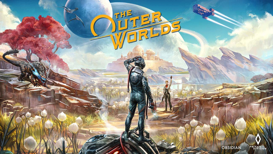 The Outer Worlds - Obsidian Entertainment - Publicity-H 2019