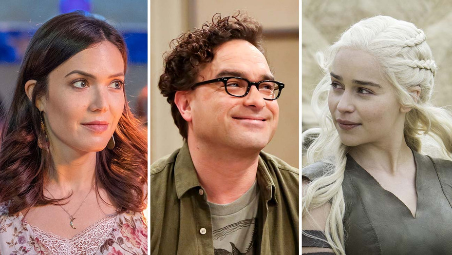 This is Us-The Big Bang Theory-Game of Thrones-Publicity Stills-Split-H 2019