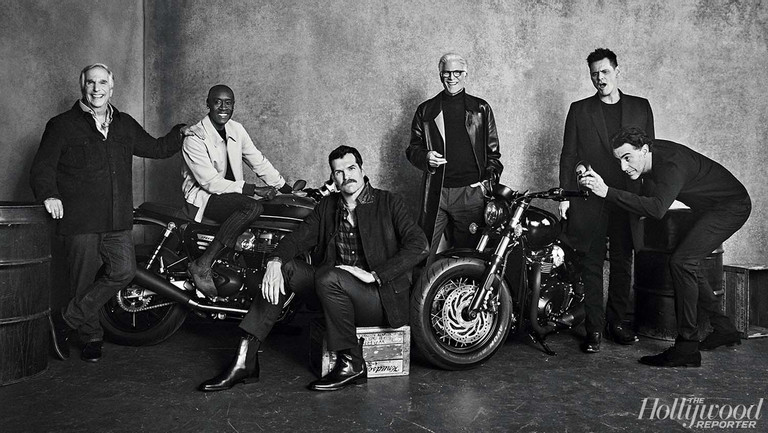 """""""I Get Angry at Myself When I Play It Safe"""": Jim Carrey, Sacha Baron Cohen and The Hollywood Reporter Comedy Actor Roundtable"""
