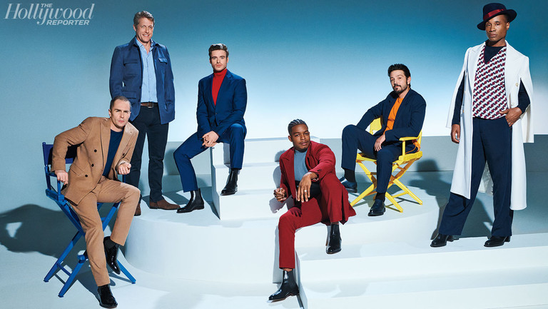 """No One Wants to Be the Good Guy"": Hugh Grant, Richard Madden, Billy Porter and The Hollywood Reporter Drama Actor Roundtable"