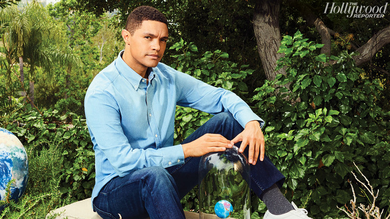 From Pain and Tragedy to Global Empire: How Trevor Noah Became the Busiest Man in Comedy