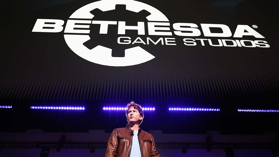 Todd Howard, Director and Executive Producer at Bethesda Game Studios-Getty-H 2019