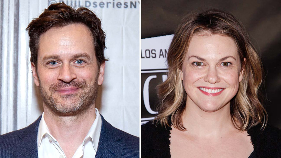 Tom Everett Scott and Larisa Oleynik_Split - Getty - H 2019