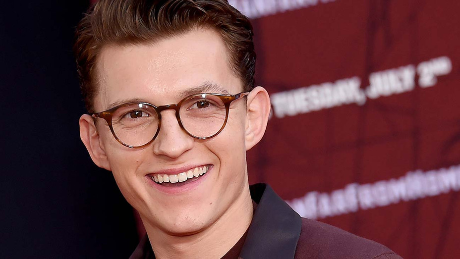 Tom Holland_Far From Home Premiere - Getty - H 2019