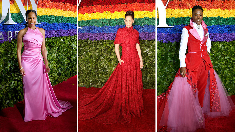 Tony Awards Fashion Wrap Main - Getty - H 2019