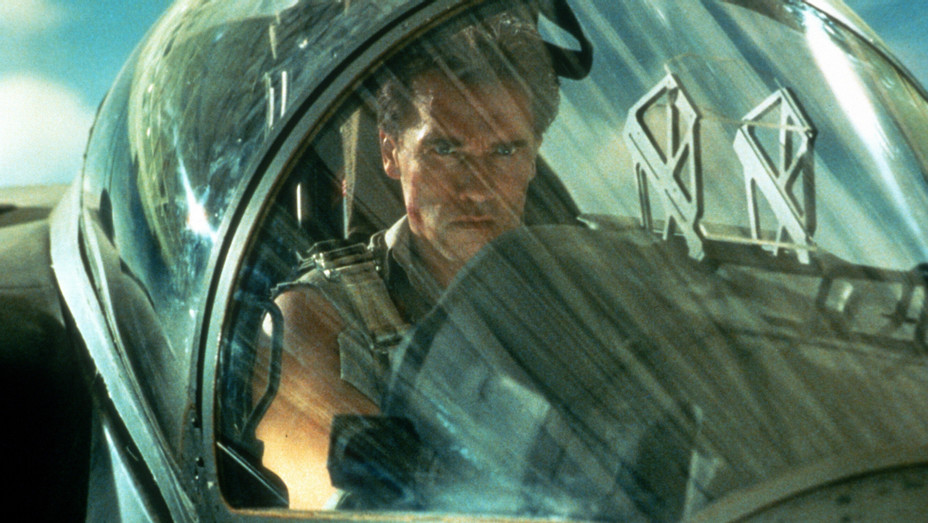 True Lies Thr S 1994 Review Hollywood Reporter
