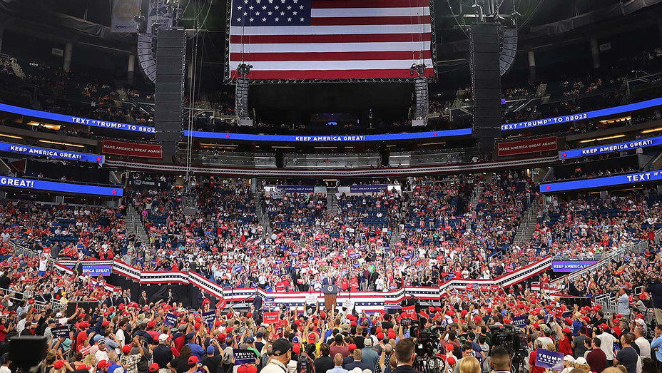 Trump Rally Florida - Getty - H 2019
