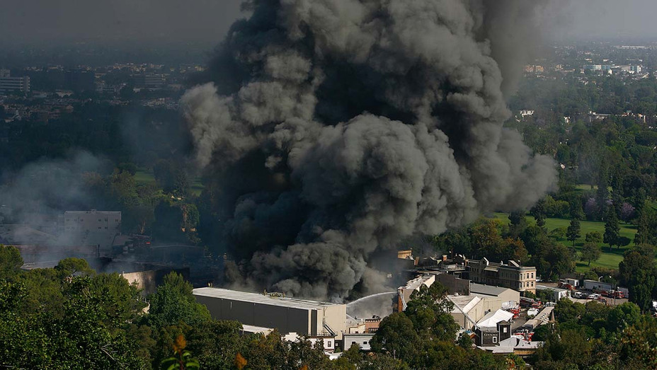 Universal Fire - Getty - H 2019