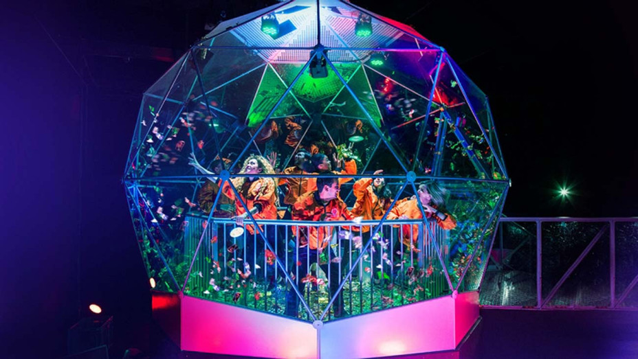 The Crystal Maze - Nickelodeon Publicity-H 2019