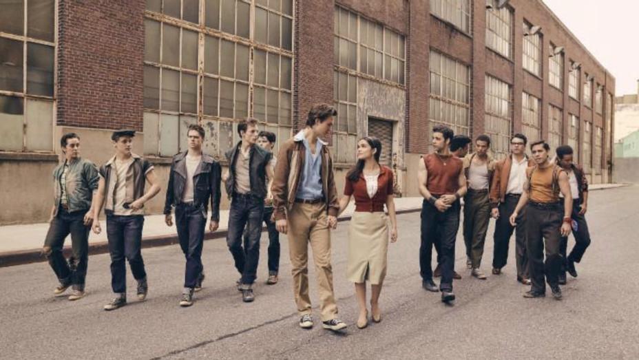 West Side Story movie still - H
